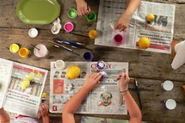5 Fun and Simple School Holiday Upcycling Projects