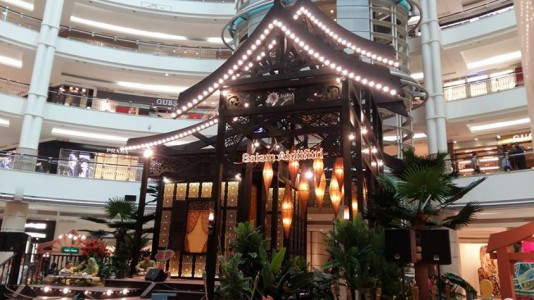 Klang Valley Shopping Malls with Amazing Hari Raya Decorations (2015)