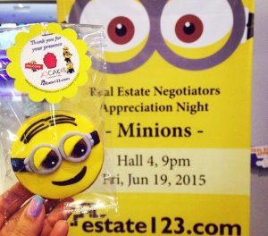 Estate123 Event Recap: Real Estate Negotiators Appreciation Movie Night