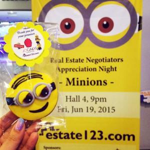 Estate123 Event Recap: Real Estate Negotiators Appreciation Movie Night