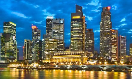 The Lion City is Asia's Top Business Hub