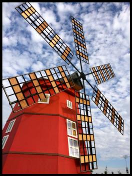 Fun Under the Windmills at Eco Majestic