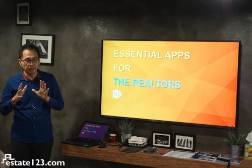 Estate123 Event Recap: Essential Apps for Realtors Talk @ Hangout123