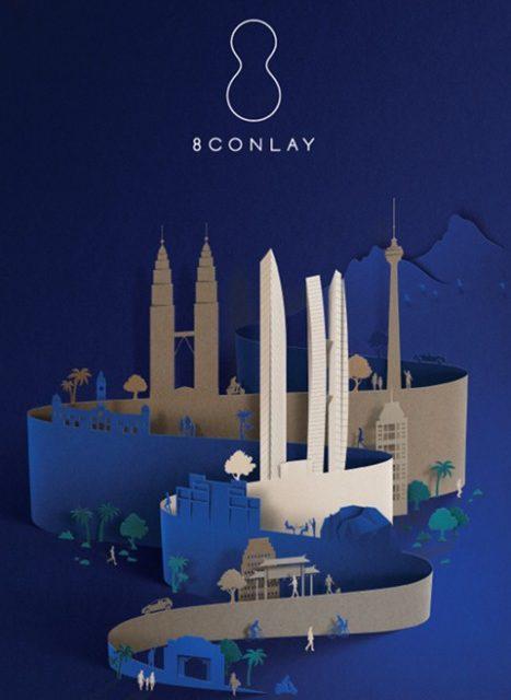 8 Conlay @ Jalan Conlay, Kuala Lumpur