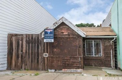 This $350,000 shack is the CHEAPEST property listed in America's most expensive city