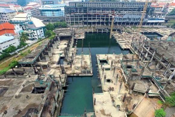 12 November 2019: Plaza Rakyat, Hyatt Hotel projects to be redeveloped