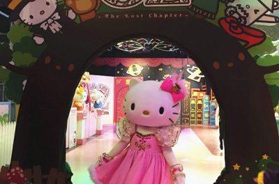 Take A Tour Through Hello Kitty in Oz: The Lost Chapter @ Sanrio Hello Kitty Town, Johor!