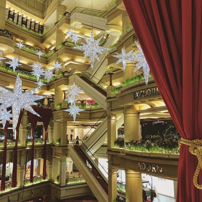 Klang Valley Shopping Malls with Gorgeous Christmas Decorations (2015)