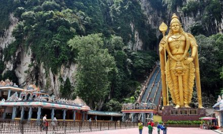 Road Closure for Thaipusam Procession (22 – 26 January 2016)