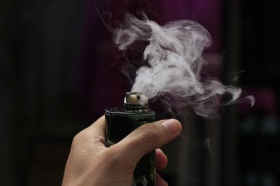 """Banning Vape: A case of """"one man's meat is another man's poison""""?"""