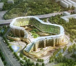The 'HomeFarm' retirement and vertical farm project in Cyberjaya, Malaysia