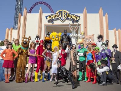 $1 billion Warner Bros theme park to open in Abu Dhabi in 2018