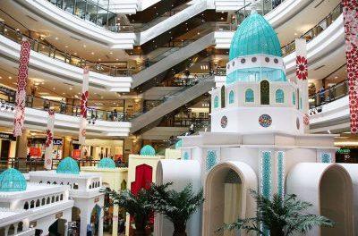 The Best Hari Raya 2016 Decorations in Klang Valley Shopping Malls