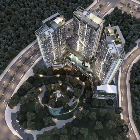 The Elysia Park Residence @ Medini, Iskandar Malaysia
