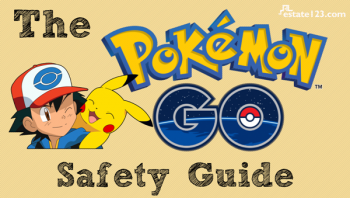 [Infographic] The Pokémon Go Safety Guide