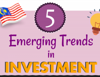 [Infographic] 5 Emerging Trends in Malaysian Investment