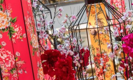 Malaysian Malls with Auspicious Chinese New Year Decorations (2017)