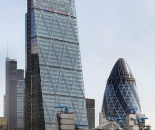 "Chinese buyer set to acquire London's ""Cheesegrater"" building"