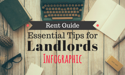 [Infographic] Rent Guide: Essential Tips for Landlords