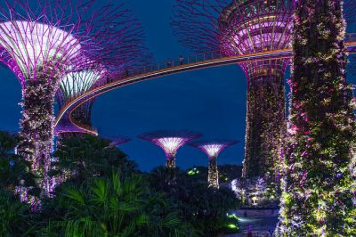 Singapore Overtakes Tokyo as Asia's Best City for Quality of Living