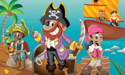 'Tis a Pirate-y School Holiday at the Curve & eCurve!
