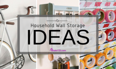 Space-saving wall storage ideas for your home