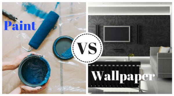New Homeowners: Deciding on Paint vs Wallpapers