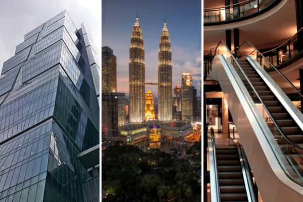 Top 10 Most Expensive REIT Buildings in Malaysia