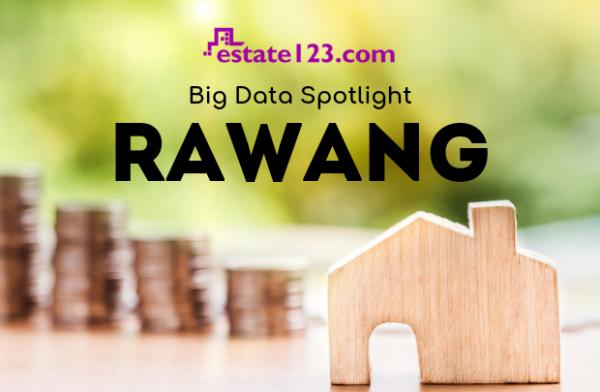 Estate123 Big Data Spotlight: Rawang