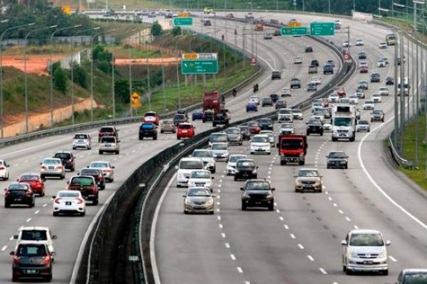 23 August 2019: Toll collection will continue; KLIA systems down