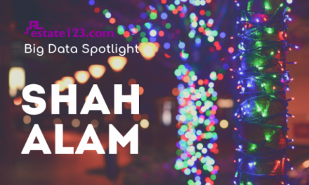 Estate123 Big Data Spotlight: Shah Alam