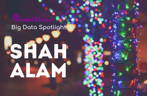 Estate123 Big Data Spotlight: Shah Alam