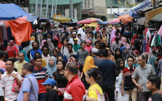16 July 2019: Malaysia's population at 32.6mil; GST money not missing