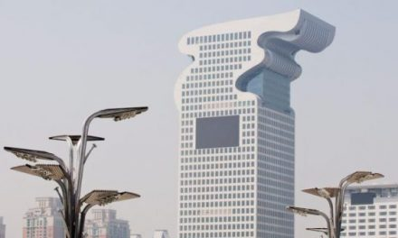 Iconic dragon-shaped Pangu Tower in Beijing sold for 5 billion yuan via Taobao online auction