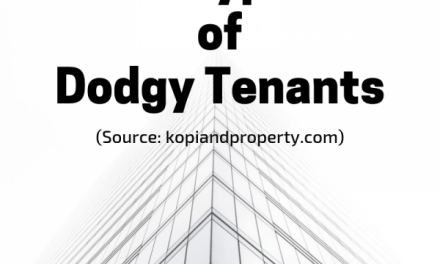 [Infographic] 10 Types of Dodgy Tenants
