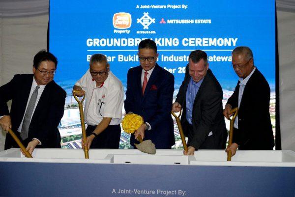 15 November 2019: JV for Bukit Raja industrial site; 90% new property still under JMB