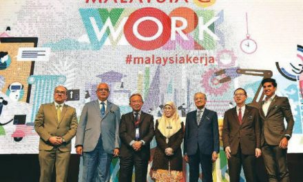 22 November 2019: RM6.5bil for Malaysia@Work; Airbnb decision next year
