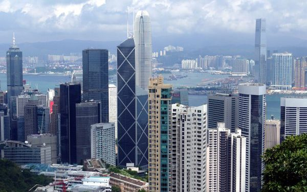 Hong Kong sets another record with $5 billion land sale