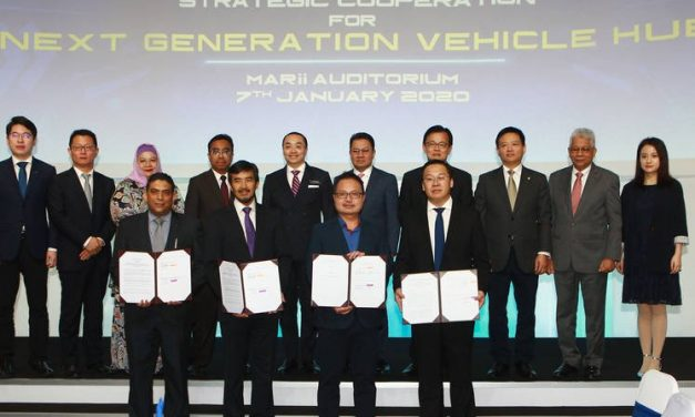 8 January 2020: PR1MA to be national housing corporation; Malaysia-China to build next-gen vehicle hub