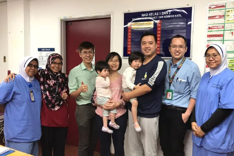 5 February 2020: First local coronavirus patient in Malaysia; Saloma Link bridge opens today