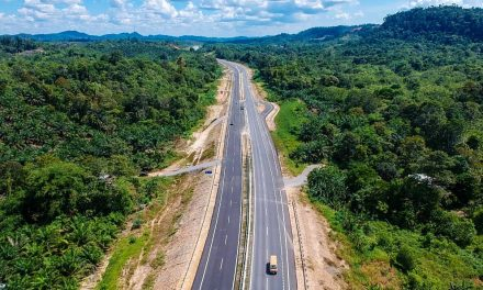 7 February 2020: RM3.1bil saved on Pan Borneo Highway; RFID fitting will cost RM35 from Feb 15