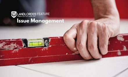 Landlord123 Feature: Issue Management
