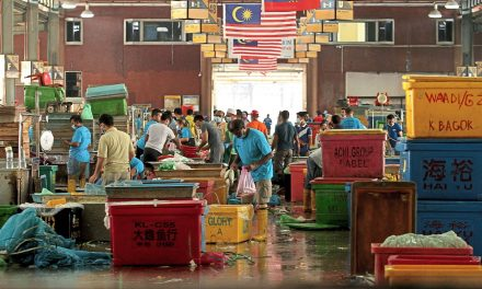 20 April 2020: KL wholesale market re-opens; 90-day grace period for births, deaths registration
