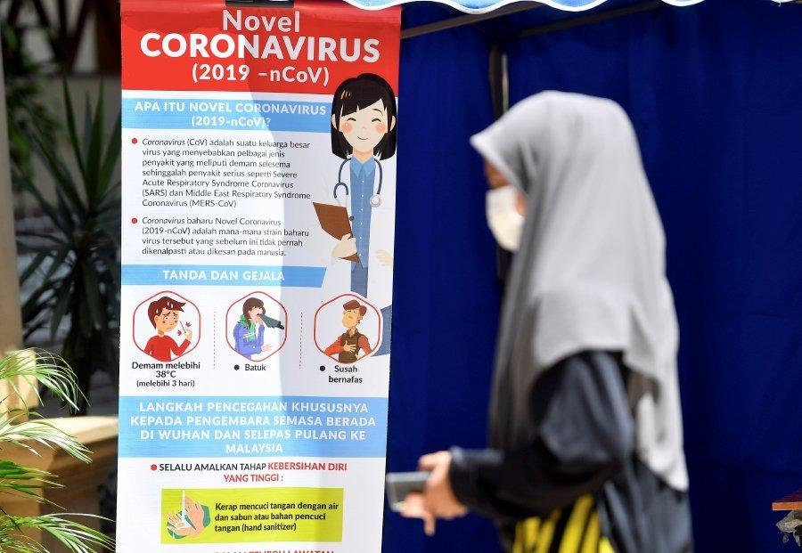 coronavirus covid-19 malaysia mask