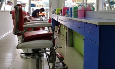 14 April 2020: No go for hairdressers, opticians and Ramadan bazaars