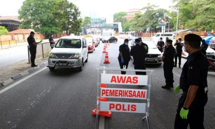 8 October 2020: CMCO in Klang and three areas in Sabah from Oct 9