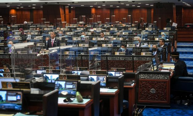 8 March 2021: 12th Malaysia Plan after Parliament reconvenes; ECRL is 21% complete