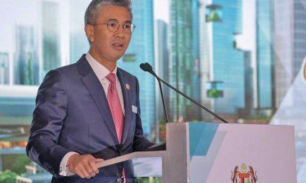 8 December 2020: RM14.58bil disbursed via PENJANA; Pasir Gudang according city status