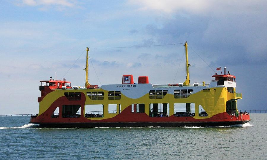 16 DECEMBER 2020: Penang ferry to stop carrying 4-wheel vehicles from Jan 1; Face mask only compulsory in crowded places