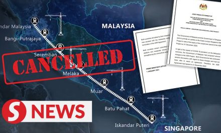 4 January 2021: Malaysia, Singapore terminate HSR project; National Vaccination Plan to be finalised